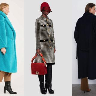 Fashion alert: la top 10 dei cappotti per l'inverno