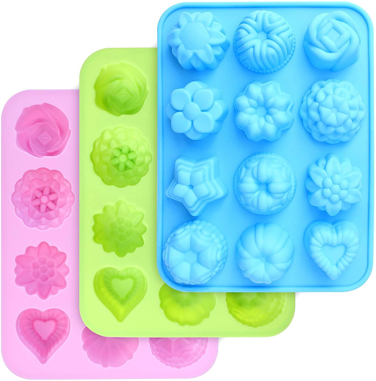 Stampi per dolci in silicone