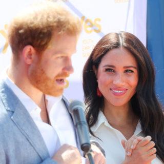 Harry difende la sua Meghan dalla stampa