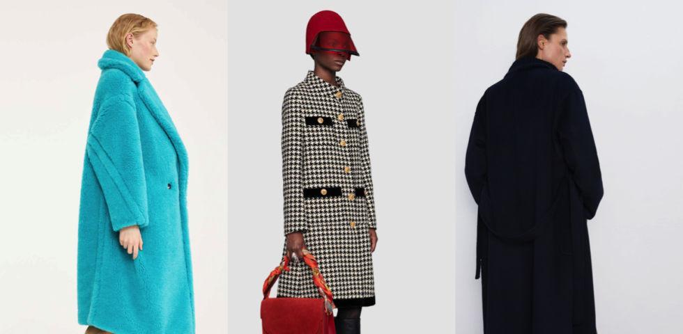 premium selection 786dd 28355 I cappotti della moda Autunno-Inverno 2019/2020 | DireDonna