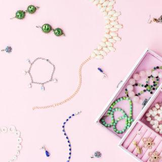 Le soluzioni di design per riporre gioielli e bijoux
