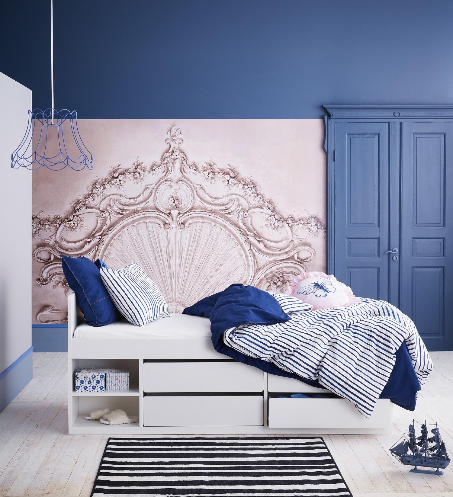 Crea La Tua Camera Ikea letto contenitore ikea [singolo e matrimoniale]: le novità