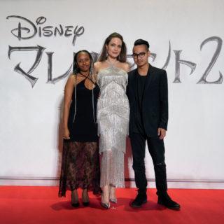 Angelina Jolie, cuore di mamma!