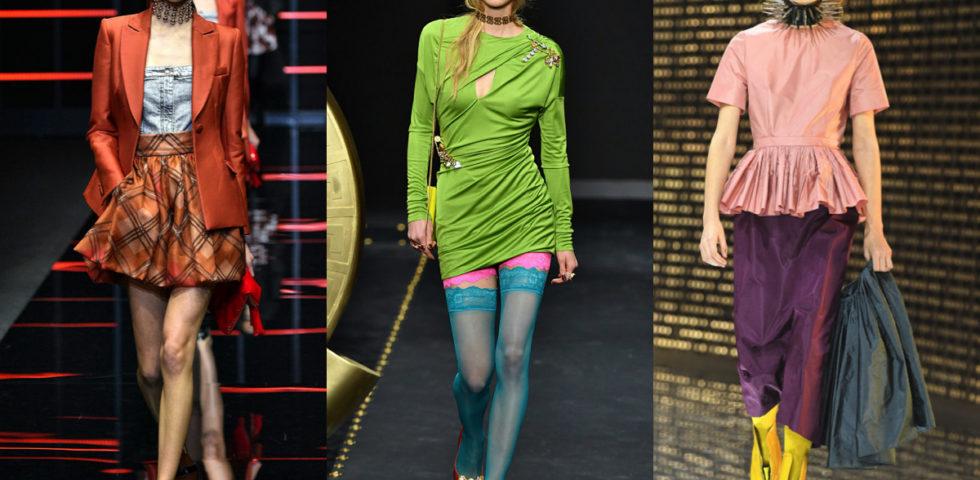 Abbinamenti colori moda Autunno-Inverno 2019/2020