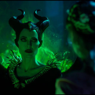 Angelina Jolie a Roma per la presentazione di Maleficent 2