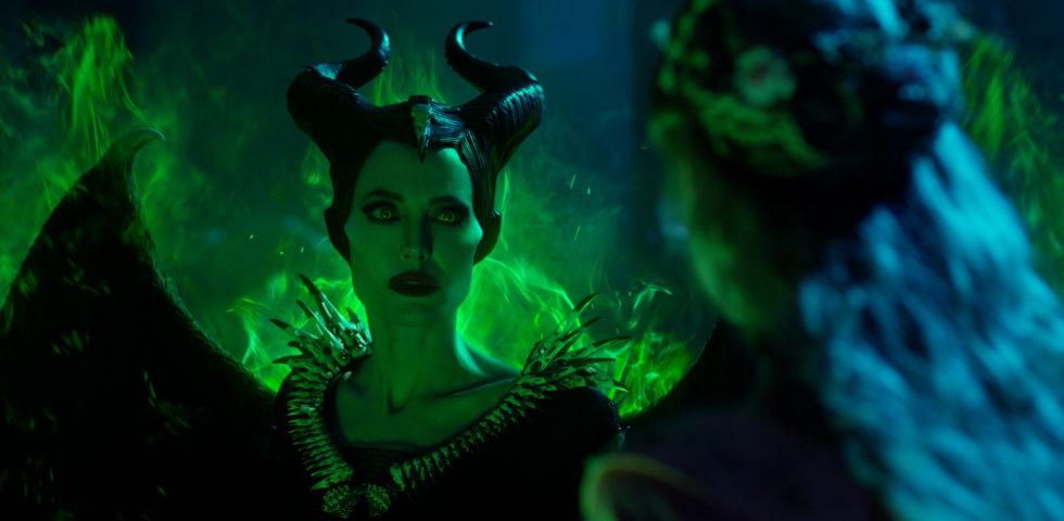 Maleficent 2: Signora del Male, il film raccontato da Angelina Jolie a Roma