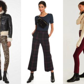 Fashion alert: 10 pantaloni per l'inverno