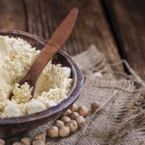 6 ricette dolci e salate con la farina di ceci