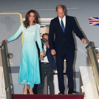 Kate Middleton alla conquista del Pakistan