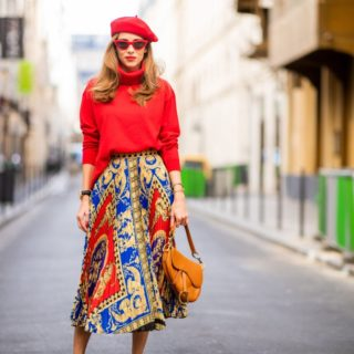 Fashion Tip: con quali scarpe abbinare la gonna midi