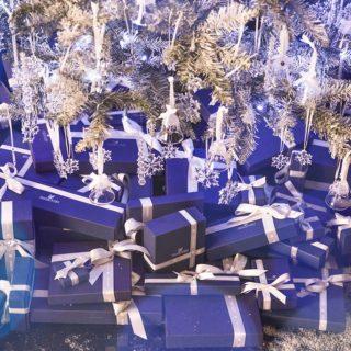 Swarovski: la nuova collezione di Natale