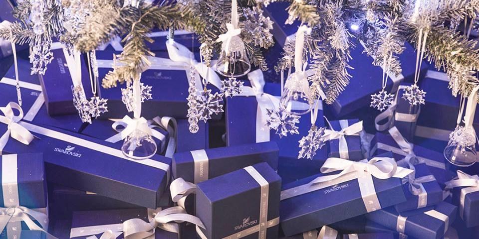 Swarovski Natale 2019: la collezione e le idee regalo