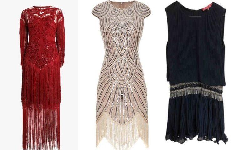 Vestiti anni '20 eleganti e originali: dove acquistarli online