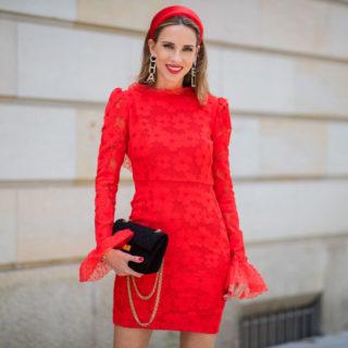 Fashion Tip: come abbinare il vestito rosso