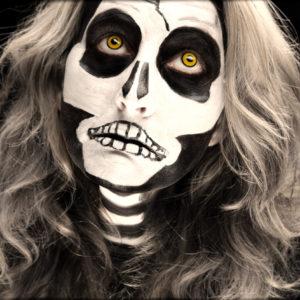 Le lenti a contatto più horror per Halloween