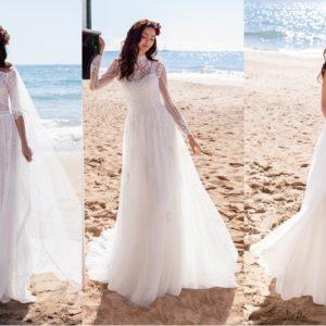 Trend Alert: gli abiti da sposa vintage style