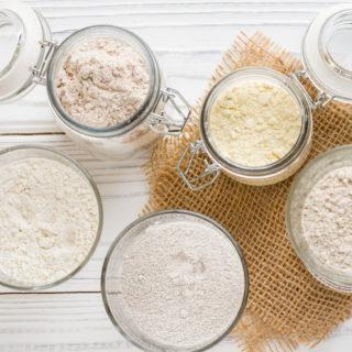 Farina per dolci: la guida per sceglierla