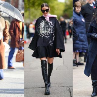 Fashion tip: come indossare gli stivali alti con stile