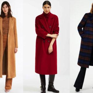 Fashion Alert: i cappotti lunghi più belli per l'inverno