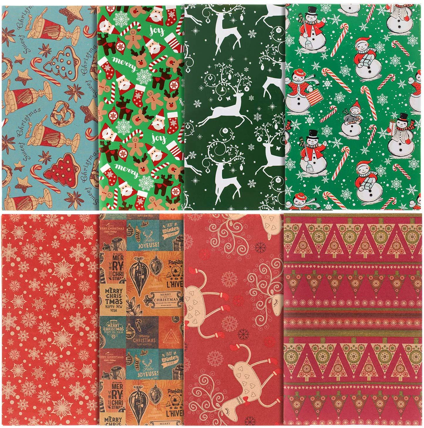 Carte da regalo per Natale