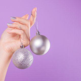 Nail art natalizie: la guida con idee e tendenze
