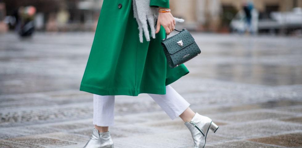 Scarpe argento: abbinamenti e occasioni d'uso