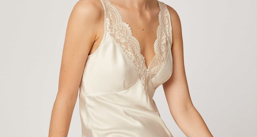 Camicia da notte: i modelli per la prima notte di nozze