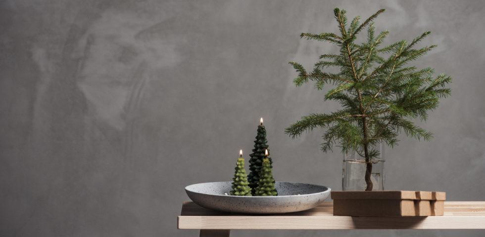 Candele natalizie: quali scegliere e dove metterle in casa