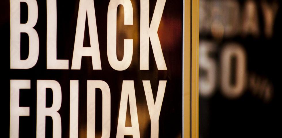 Black Friday 2019: gli sconti e le offerte migliori di oggi (27 novembre)