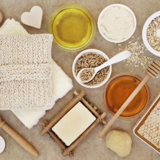 Beauty tip: come usare il guanto di crine