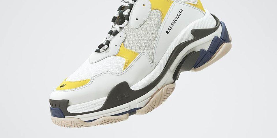 Balenciaga scarpe: come abbinare le Triple S e le Speed
