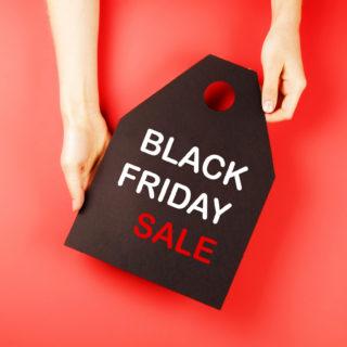 Le promozioni per la prima infanzia per il Black Friday