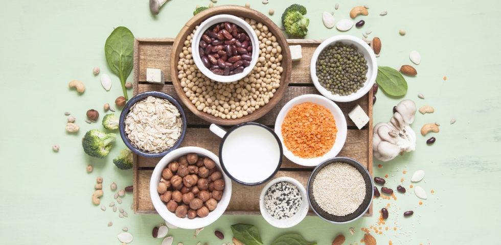Dieta dei legumi: come dimagrire e schema
