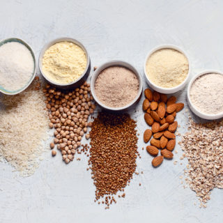 La classifica delle migliori farine senza glutine