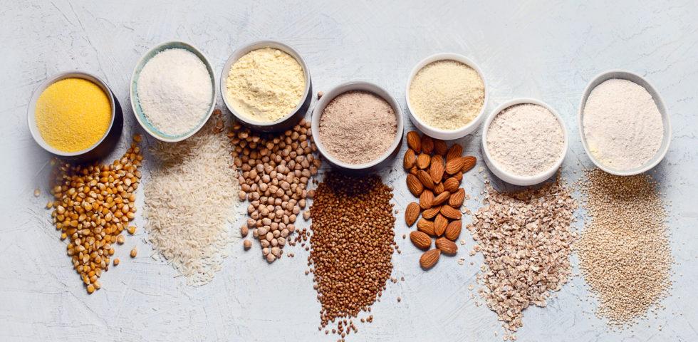 Farina senza glutine: le marche migliori