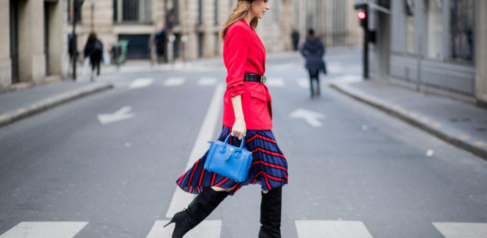 Fashion tip: come abbinare gli stivali sotto il ginocchio