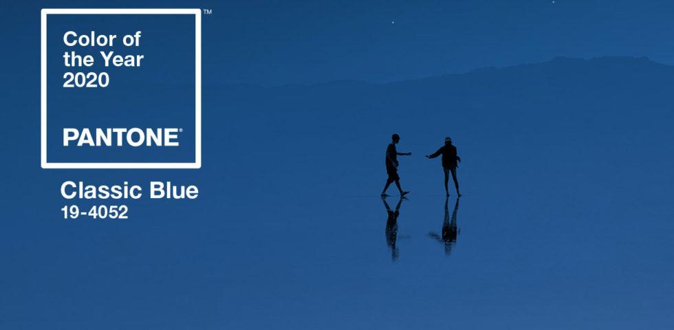Colore Pantone 2020: Classic Blue colore dell'anno