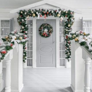 Le più belle decorazioni di Natale da esterno