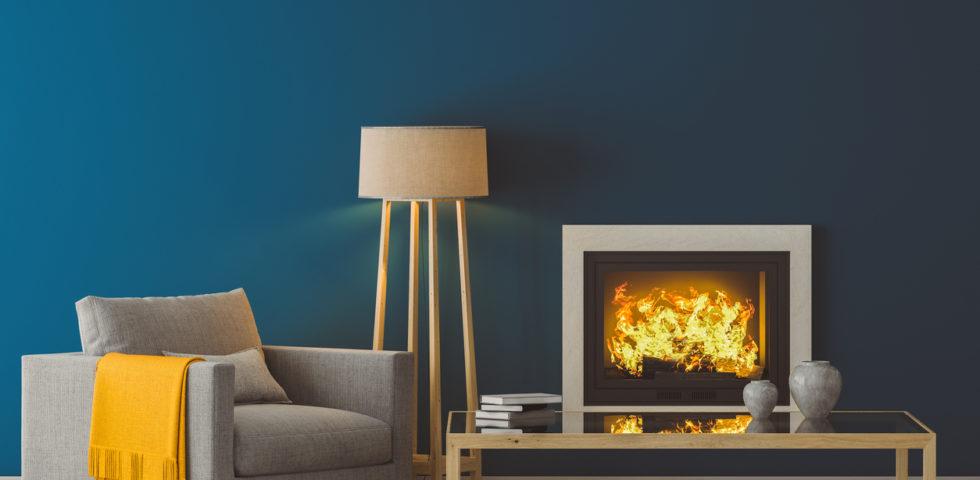 Classic Blue, come arredare casa con il colore Pantone 2020
