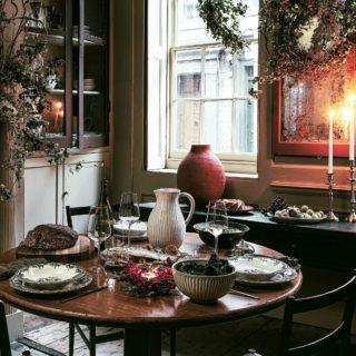 Inspiration: la tavola di Natale 2019