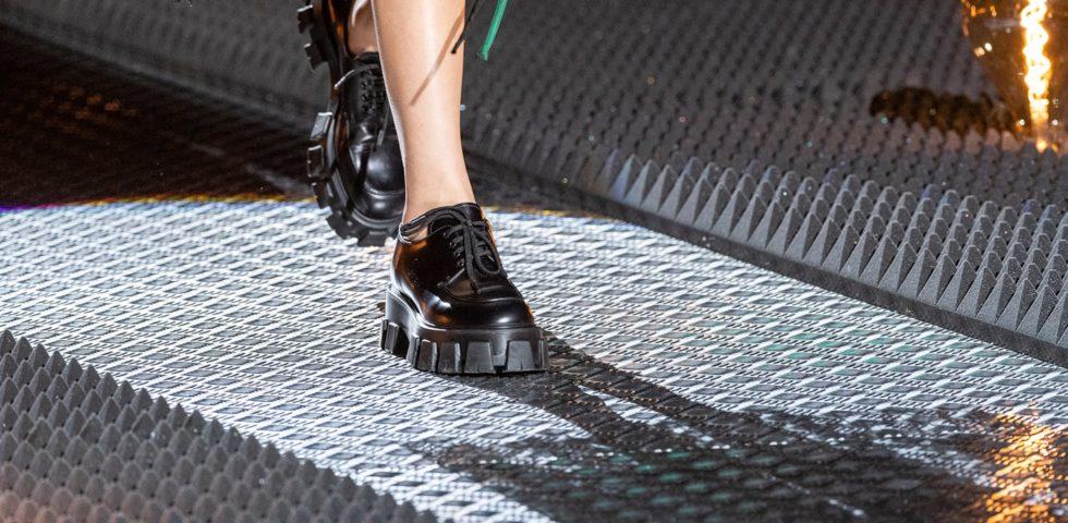 Scarpe stringate da donna, quali sono e quando indossarle