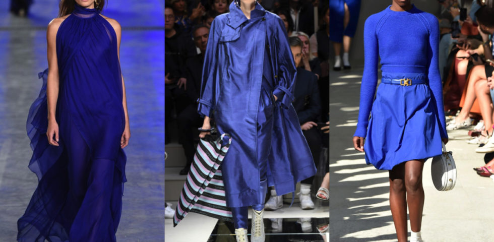Classic Blue, come abbinare il colore Pantone 2020