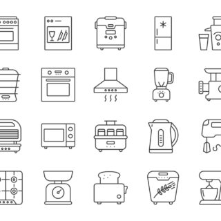 10 elettrodomestici must per una cucina professionale