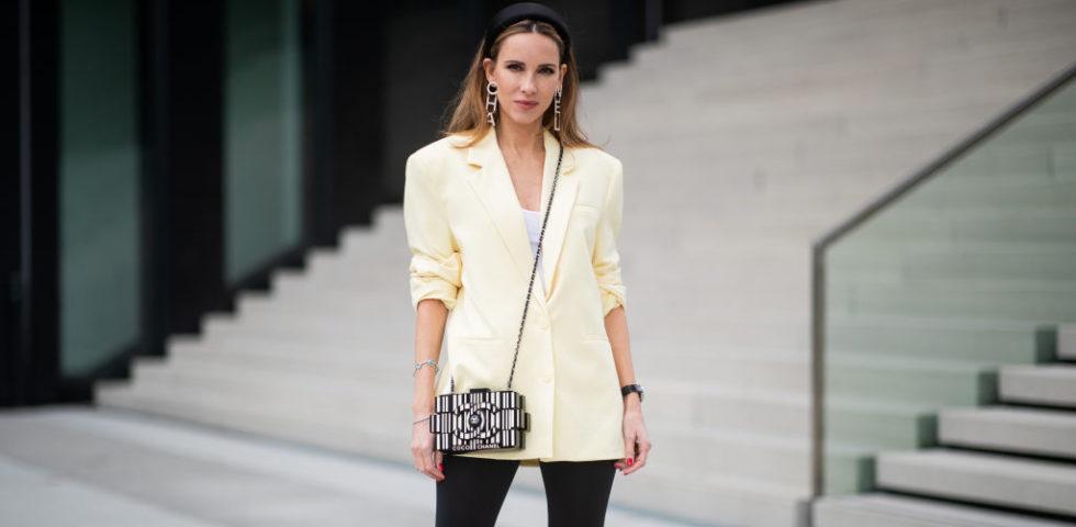 Leggings: come abbinarli per un look sofisticato