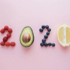Alimentazione e dieta: i trend del 2020