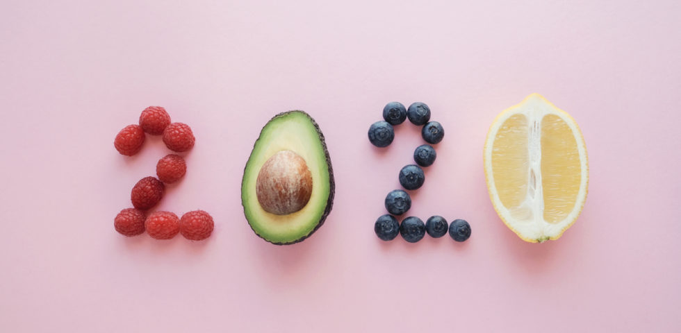 Alimentazione e dieta: i maggiori trend del 2020
