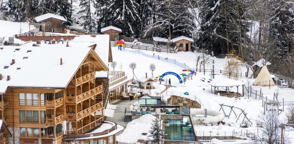 Capodanno 2020 in montagna: dove andare con i bambini
