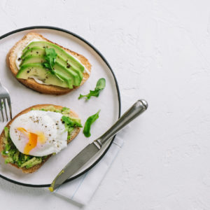 La dieta dimagrante con colazione salata