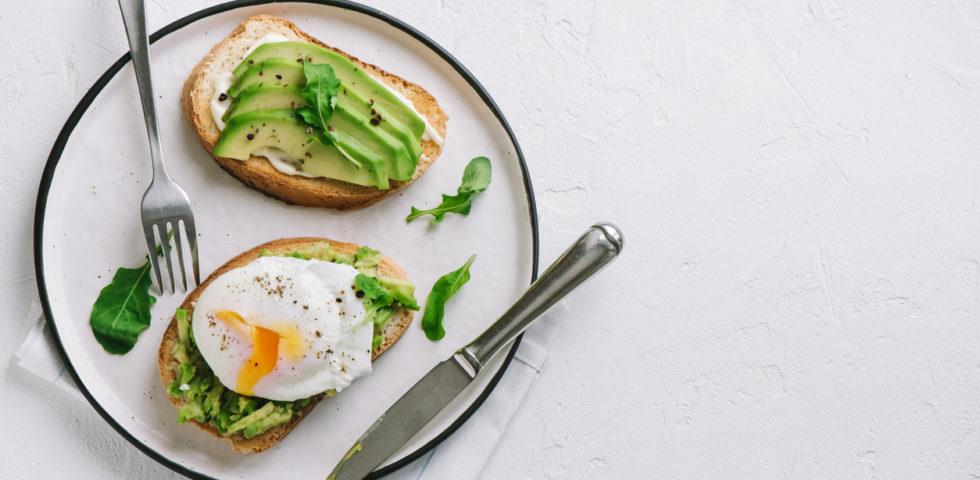 Dieta dimagrante con colazione salata: come si fa