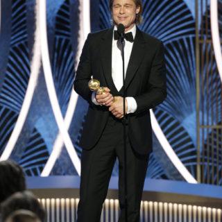Geena Davis: Brad Pitt è incredibile!
